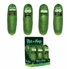 "Funko Galactic Plushies: Rick and Morty - Pickle Rick  7"" Plush one sent"