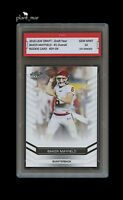 BAKER MAYFIELD 2018 / '18 DRAFT YEAR 1ST GRADED 10 ROOKIE CARD CLEVELAND BROWNS