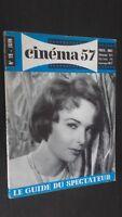 Rivista per Lettera Cinema N° 19 Giugno 1957 ABE