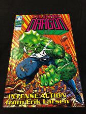 "The Savage Dragon #1 ""Signed by Erik Larson"" (NM) Comic Book Visit My Store"