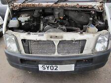 2002-2006 VW LT35 2.5 TDI 5 SPEED GEARBOX
