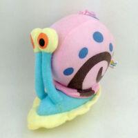 "Gary SpongeBob Squarepants Pet Snail Soft Plush Toy Stuffed Animal Figure New 6"""