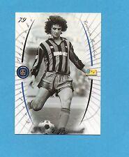 INTER CARDS 2000- numero 79- EVARISTO BECCALOSSI -NEW