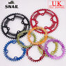 SNAIL 30-52T 104BCD Round/Oval MTB Bike Chainset Chainring Bolts Crank Covers