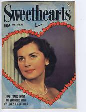 Sweethearts #96 Fawcett Pub 1951