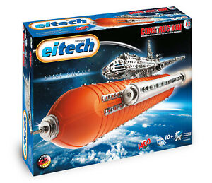 Eitech Space Shuttle Deluxe - Construction Kit - Free UK Postage