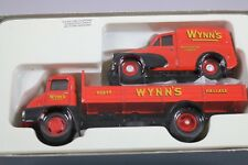 ZC884 Corgi 31006 Miniature Camion 1/50 Dropside Truck and Morris 1000 Set
