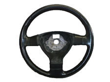 *VW PASSAT B6 2005-2011 3 SPOKE LEATHER STEERING WHEEL 3C0419091AG