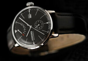 Junkers Bauhaus Automatic Date 6060-2 Watch