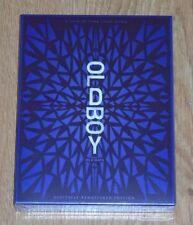 Oldboy (blu-ray) Steelbook - Plain Archive (Full slip Type-B). NEW & SEALED.