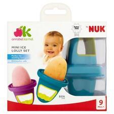 NUK Mini Ice Lolly Set by Annabel Karmel BPA Free