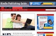 Kindle Publishing Guide Affiliate Website Free Hosting Setup