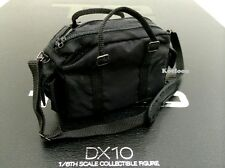 Hot Toys 1/6 Scale DX10 Terminator 2 T800 Judgement Day Black Duffel Bullet Bag