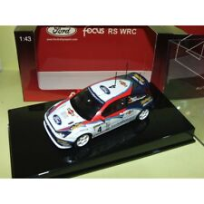 FORD FOCUS RS WRC RALLYE DE CATALOGNE 2002 C. SAINZ AUTOART 1:43