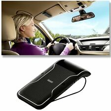 Car Speaker Phone Sunvisor: Findway® Wireless Bluetooth Visor Hands-free