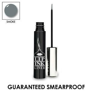 LIP INK Smearproof Waterproof Liquid Eye Liner -Smoke