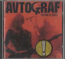 AVTOGRAF TERR DOWN BORDER CD 1991