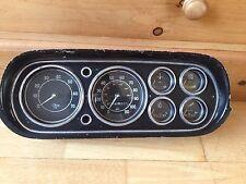 Ford Escort MK1 6 Dial Relojes De Tablero Cuadro De Instrumentos