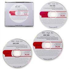 Audi Update Software V 5570 MMI High 2g a4 rs4 b8 8k a5 8t versión CD + Manual de instrucciones