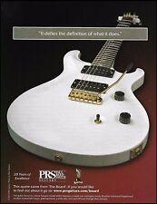 Jane's Addiction Dave Navarro Signature PRS guitar 2005 ad 8 x 11 advertisement