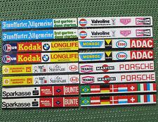Faller Ams 16 Werbebanden For AFX And G Plus