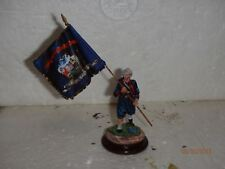 St. Petersburg Russia Connoisseur American Civil War Union 5th NY Zouave Flag #2