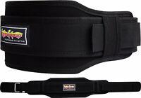 IGNITE Weight Lifting Belt Gym PowerLifting Training Back Support Lumbar Pain