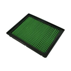 Green Filter 00-09 Chevy Tahoe 4.8L V8 Panel Filter