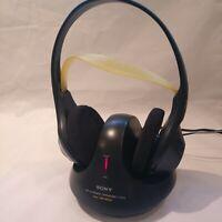 Sony RF Stereo transmitter headphones tmr-RF815r