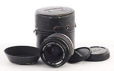 Olympus 28mm manual focus  f2 olympus OM fit  Lens  (1119)