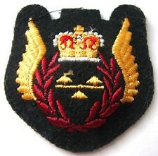 CANADA RCAF BADGE Canadian Air Force Load Master Embroidered qualification badge