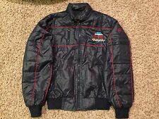 Vintage Upstream Racing Nylon Competition Racing Jacket Size M Grand Prix Miami