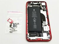 Apple iPhone XR (Product)RED Full Rear Body Housing Panel Assembly A1984 OEM