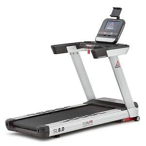 REEBOK treadmill SL8.0 AC 4HP BRAND NEW