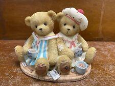 "Cherished Teddies Marnie & Rissa ""Our Friendship Is The Prefect Blend"" 118384"