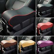 Multi Color PU Memory Foam Console Armrest Box Cushion Pad Mat Set fit Car SUV
