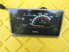 1986 86 Honda Elite 80 CH80 Speedometer Gauges