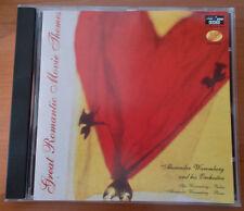 GREAT ROMANTIC MOVIE THEMES ALEXANDER WAREMBERG & HIS ORCHESTRA FIMCD002 HDCD
