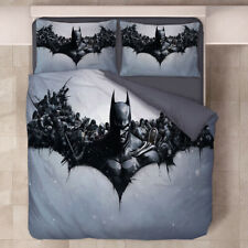 Batman The Dark Knight Bedding Set Comforter Cover Pillowcases Duvet Cover Set
