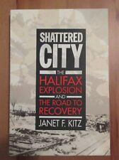 Ww1 Book Halifax Munitions Ship Explosion kitz