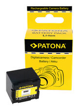 Batteria Patona 7,2V 1400mAh per Hitachi DZ-GX3100,DZ-GX3100E,DZ-GX3200