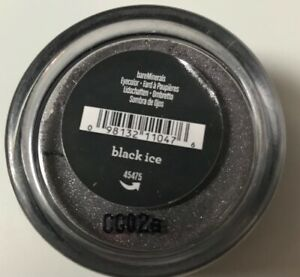 ORIGINAL Bare Escentuals Minerals BLACK ICE eye shadow DISCONTINUED