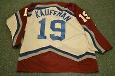 Vtg Bakka Hockey Jersey #19 Kauffman Jersey Captain