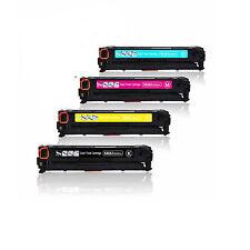 4 COMPATIBILI REMAN TONER HP 540 541 542 543 PER Canon I-Sensys MF8050cn