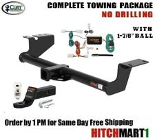 """FITS 2003-2005 NISSAN MURANO CLASS 3 CURT TRAILER HITCH PACKAGE w 1 7/8""""   13571"""