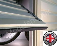Best Garage Door LEAF-STOPPER Self-adhesive Draught Excluder Dirt Trapper Strip