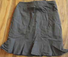 Cue Knee-Length 100% Cotton Skirts for Women