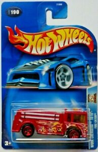 2003 Hot Wheels ~WORK CREWSERS 10/10 Fire Eater Col. #190