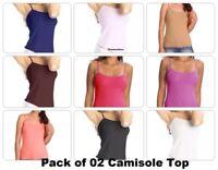 Women Camisole Top Jockey Soft Wonder Camisole Style 1805 Size S M L XL XXL fit