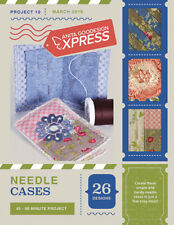 Anita Goodesign Express Needle Cases Embroidery Machine CD (CD ONLY)